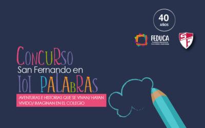 Concurso San Fernando en 101 palabras
