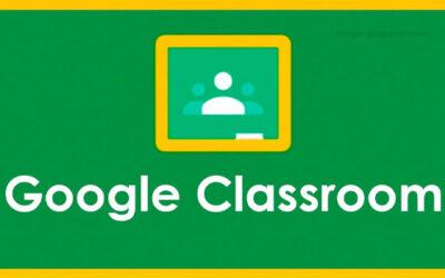 ¡Inicio de Classroom en toda la educación básica!